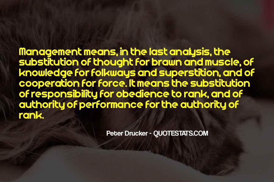 Best Performance Management Quotes #237654