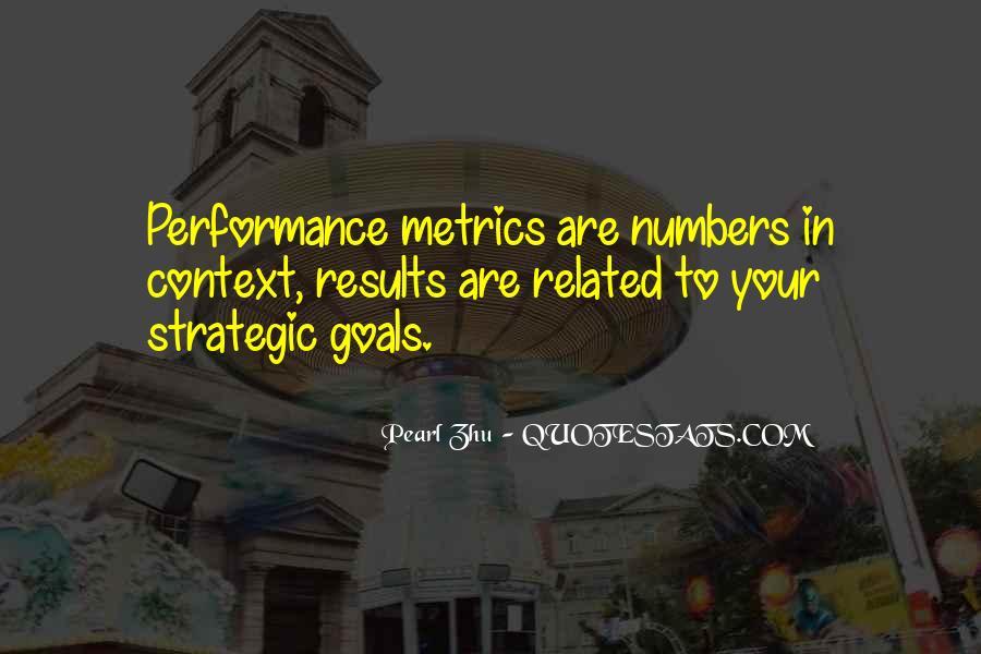 Best Performance Management Quotes #282276