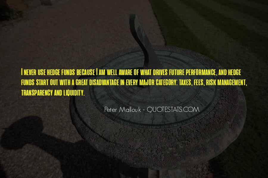 Best Performance Management Quotes #431704