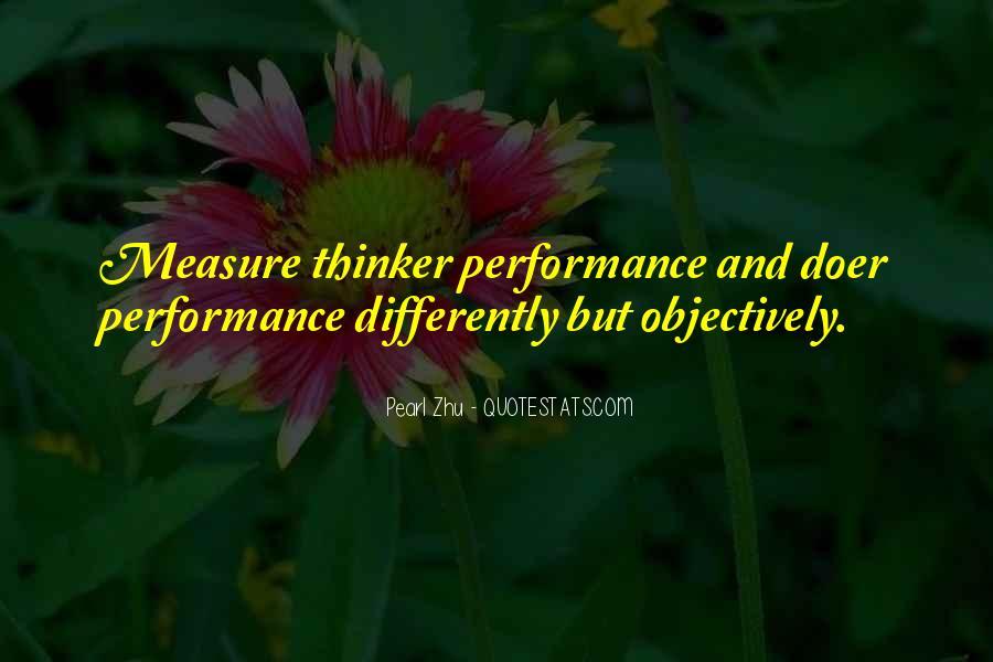 Best Performance Management Quotes #801484