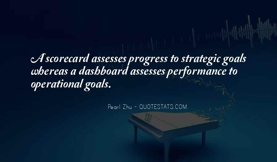 Best Performance Management Quotes #81039
