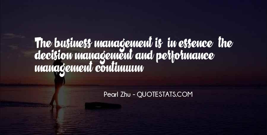 Best Performance Management Quotes #814087