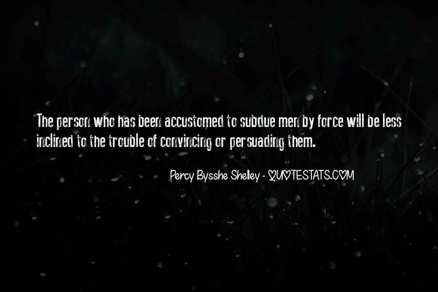 Best Persuading Quotes #13728