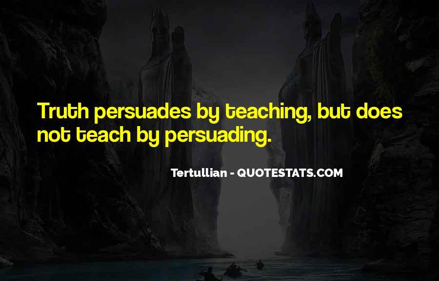 Best Persuading Quotes #459209