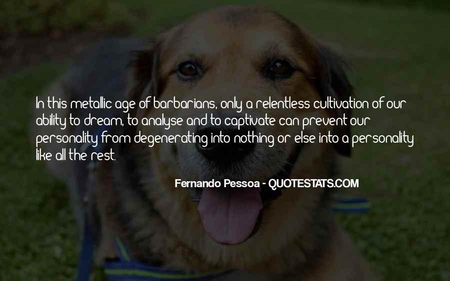 Best Pessoa Quotes #110907