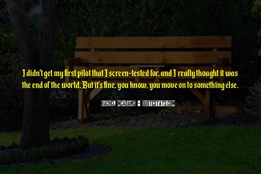 Best Pilot Quotes #127604