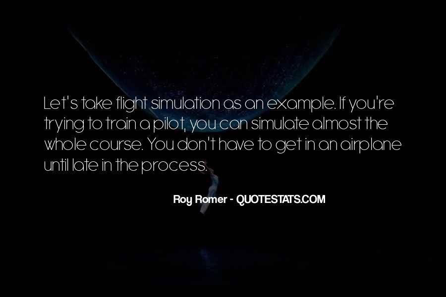 Best Pilot Quotes #131309