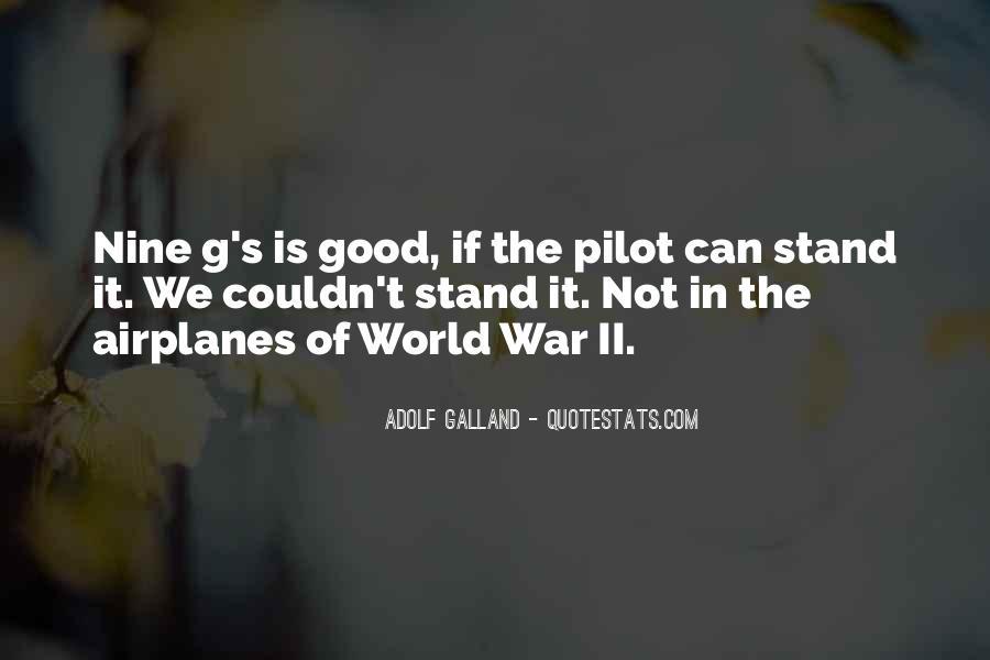 Best Pilot Quotes #139621