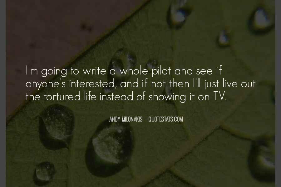 Best Pilot Quotes #144833