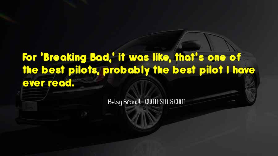 Best Pilot Quotes #1721246