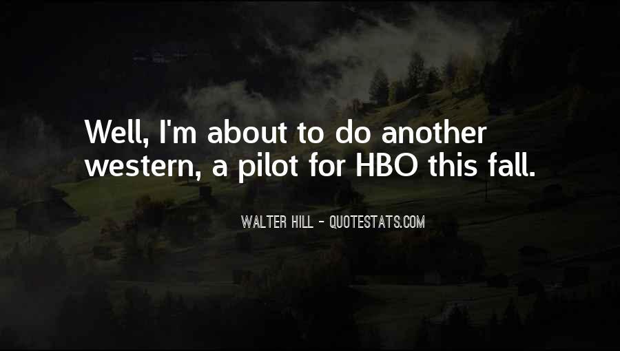 Best Pilot Quotes #34625