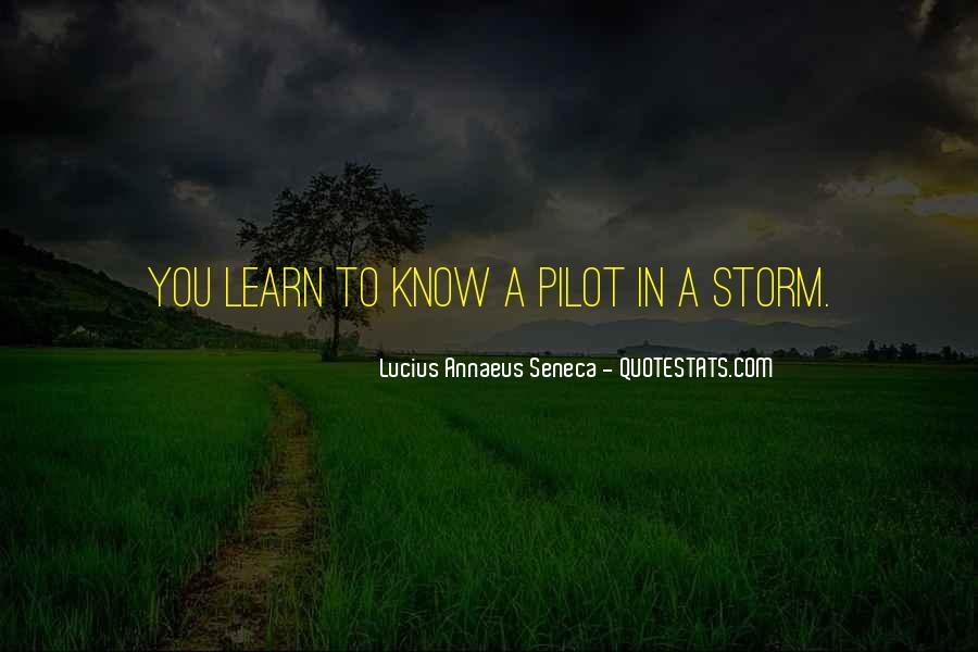 Best Pilot Quotes #63070