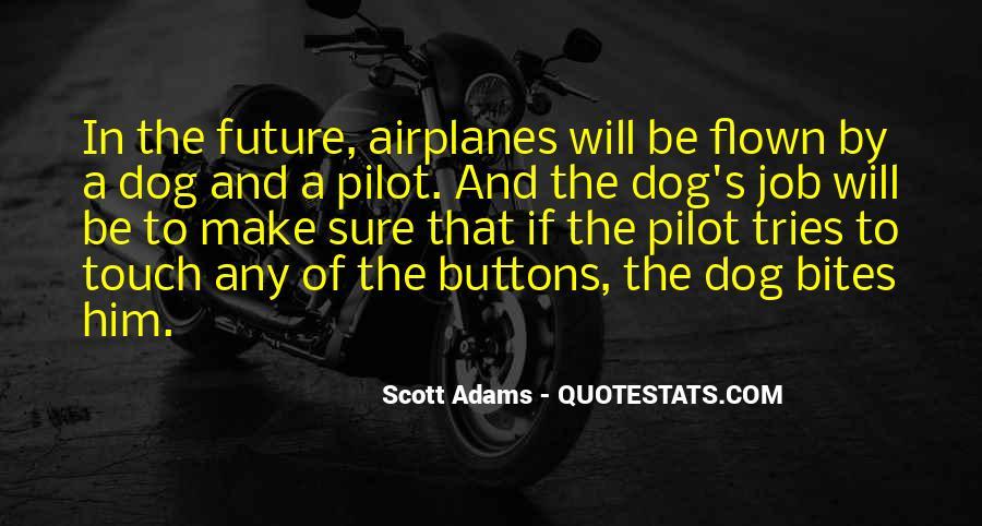 Best Pilot Quotes #66898