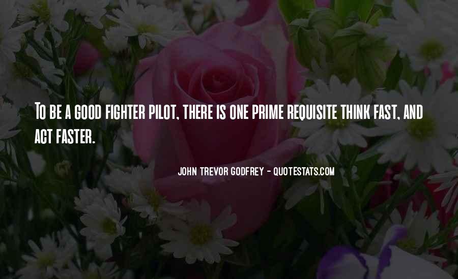 Best Pilot Quotes #81327