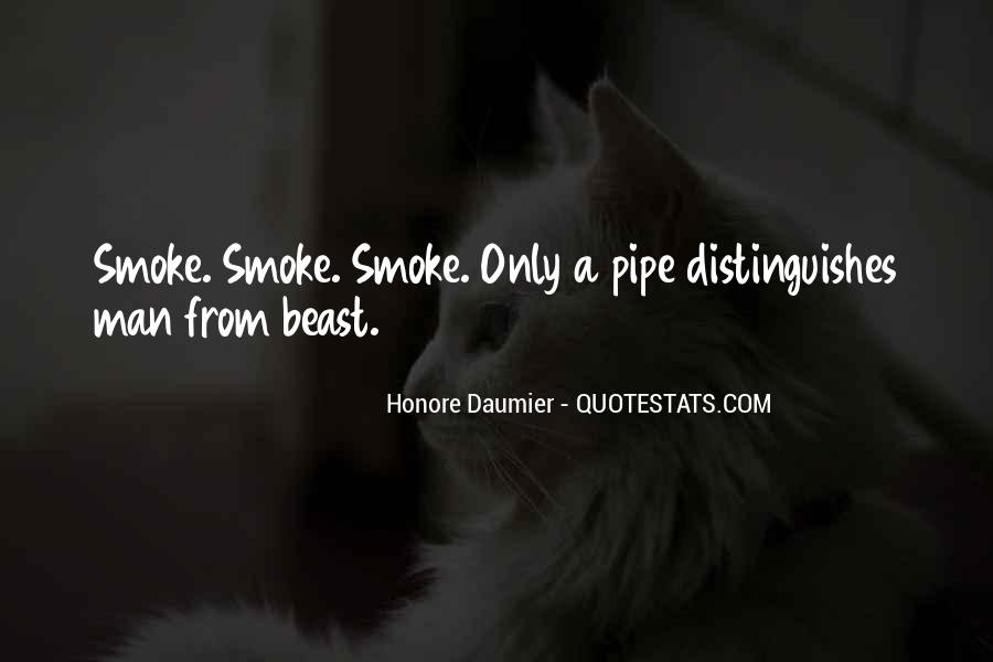 Best Pipe Smoking Quotes #62373