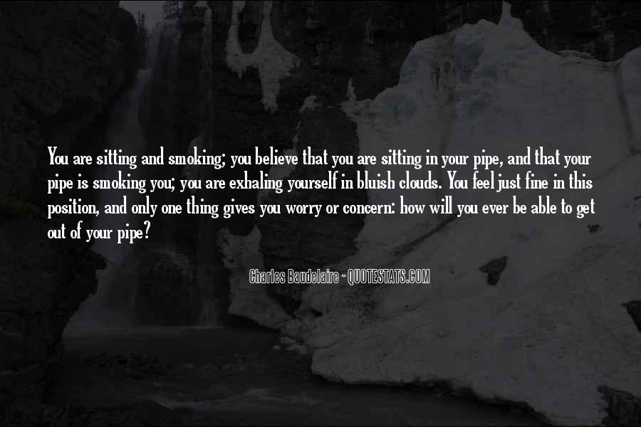 Best Pipe Smoking Quotes #865959