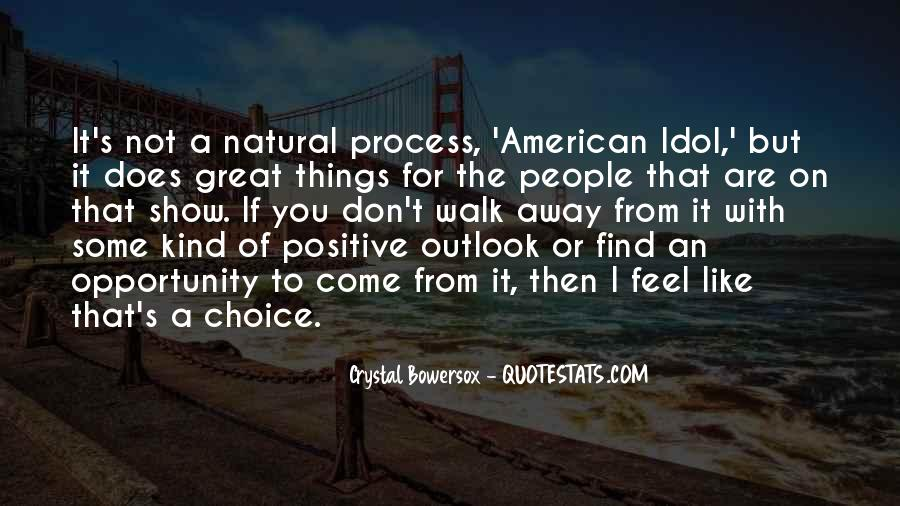 Best Positive Outlook Quotes #161489