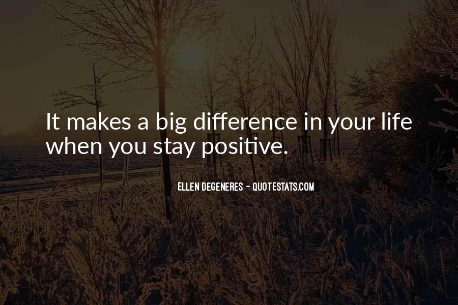 Best Positive Outlook Quotes #19909