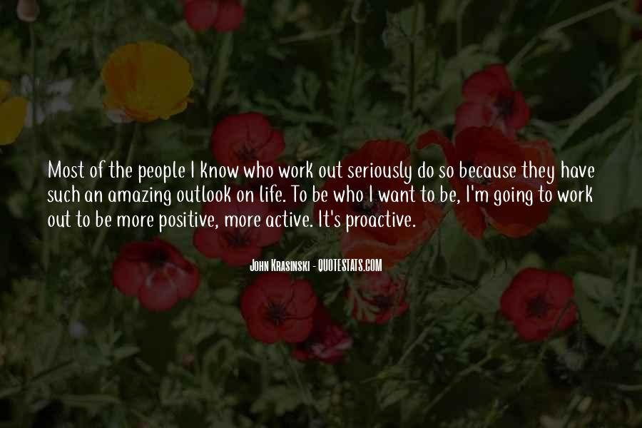 Best Positive Outlook Quotes #237575