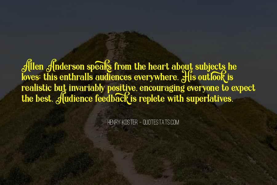 Best Positive Outlook Quotes #887692