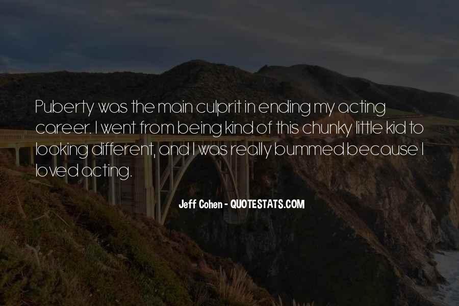 Best Puberty Quotes #235112
