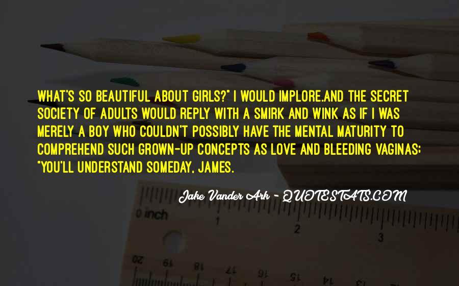 Best Puberty Quotes #255385