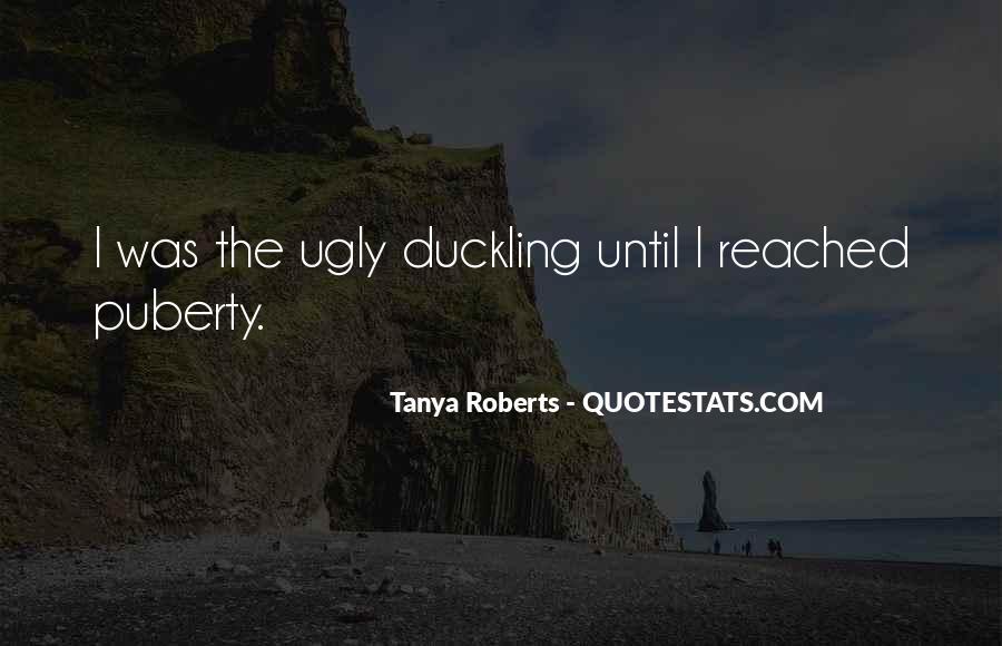 Best Puberty Quotes #28776