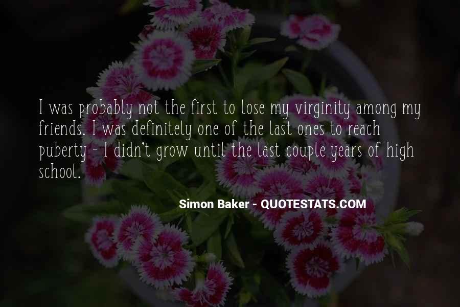 Best Puberty Quotes #335174