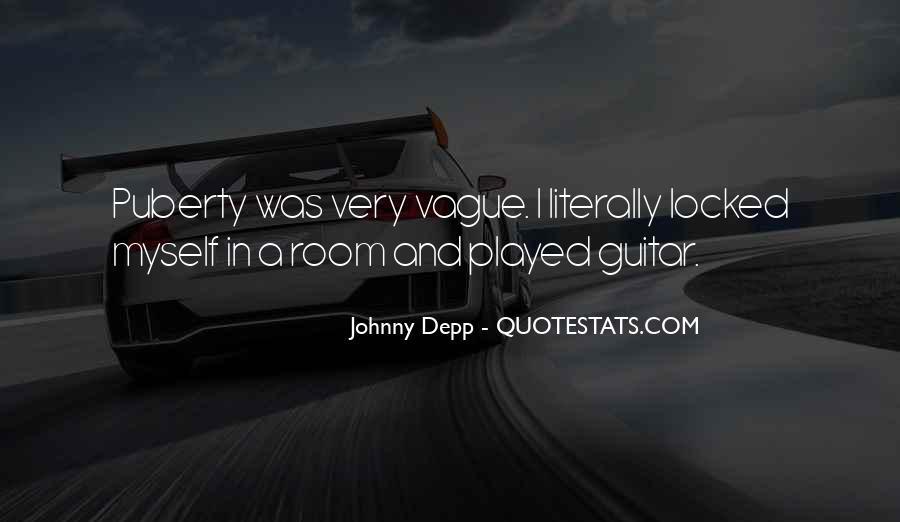 Best Puberty Quotes #364388