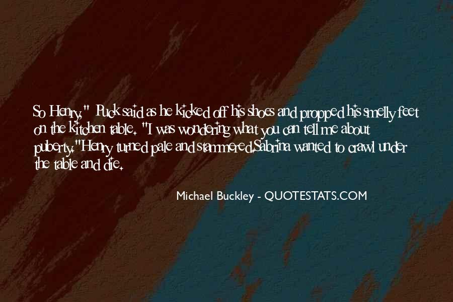 Best Puberty Quotes #410228