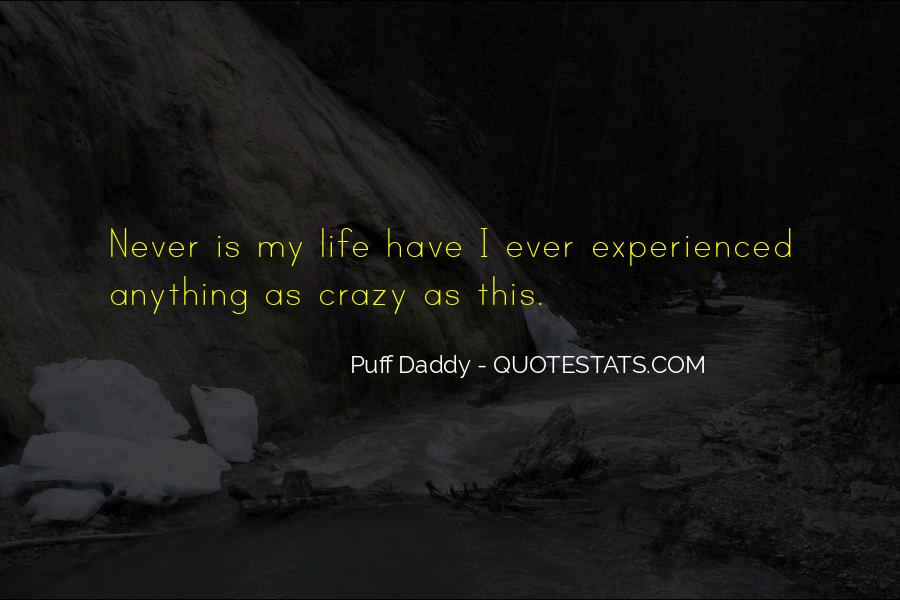 Best Puff Daddy Quotes #1030574