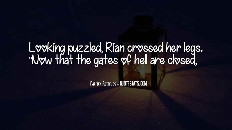 Best Puzzled Quotes #142927