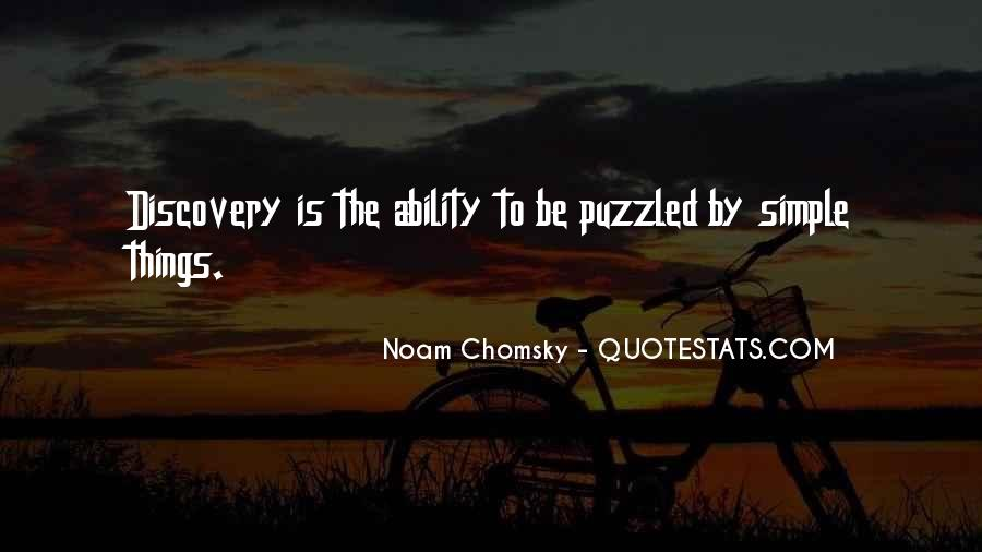 Best Puzzled Quotes #144845