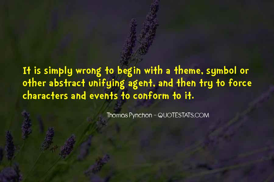 Best Pynchon Quotes #110481