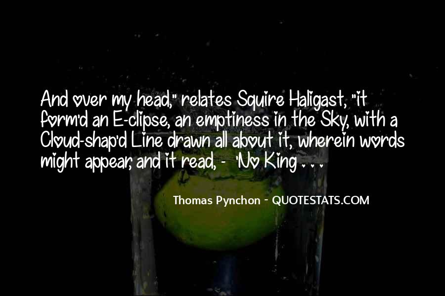 Best Pynchon Quotes #43500