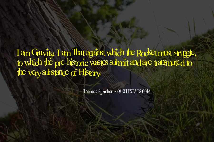 Best Pynchon Quotes #46375