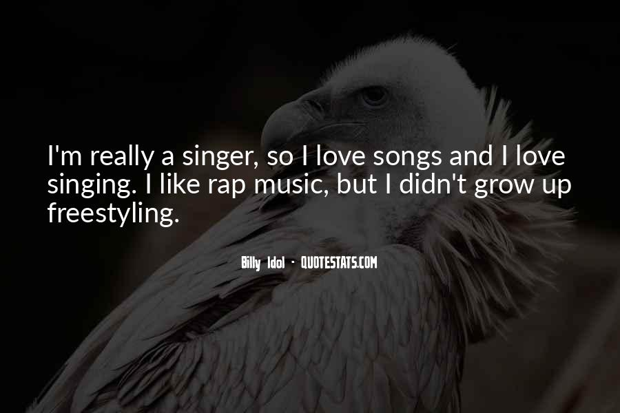 Top 20 Best Rap Love Songs Quotes: Famous Quotes & Sayings ...