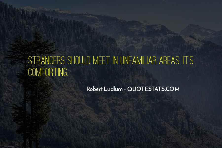 Best Robert Ludlum Quotes #239580