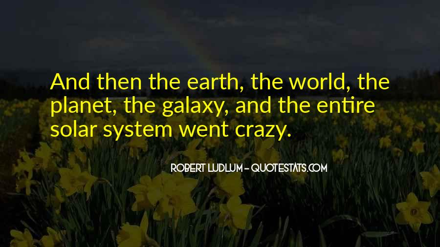 Best Robert Ludlum Quotes #294006