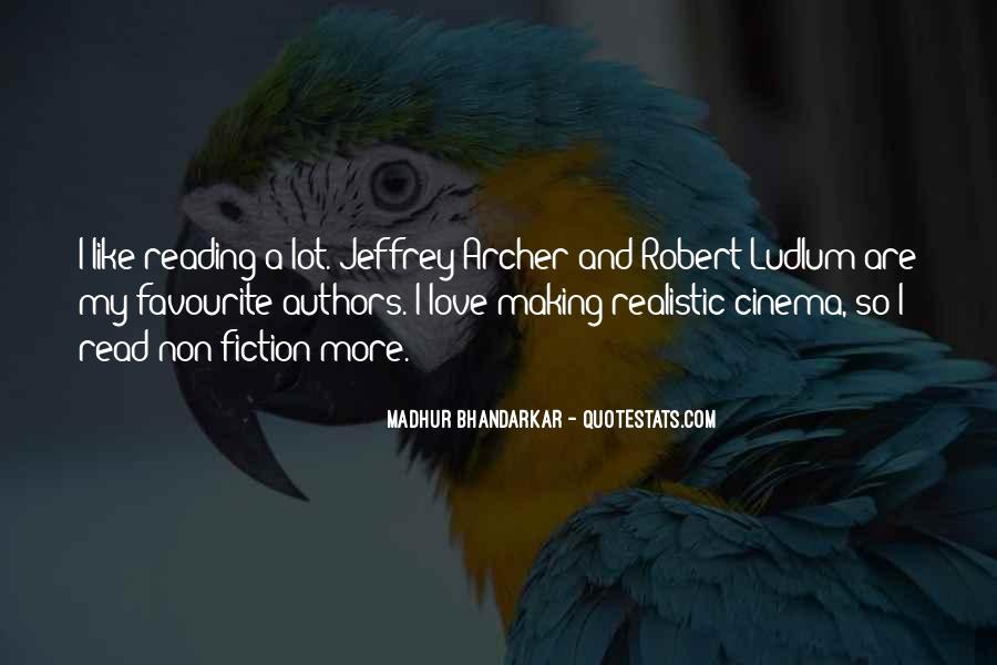 Best Robert Ludlum Quotes #295407