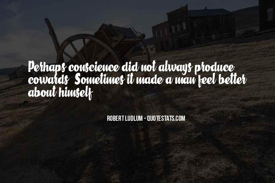 Best Robert Ludlum Quotes #329217