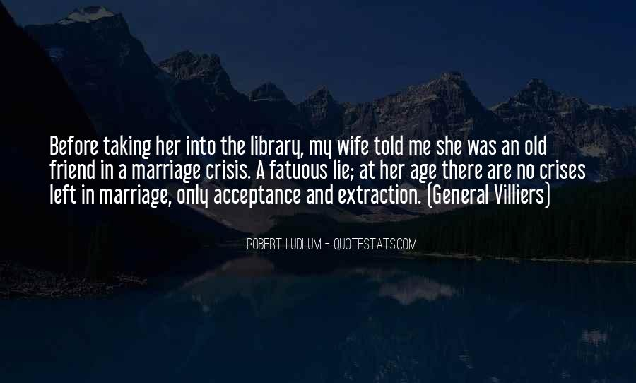 Best Robert Ludlum Quotes #385363