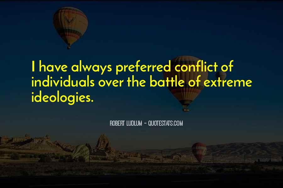 Best Robert Ludlum Quotes #392244