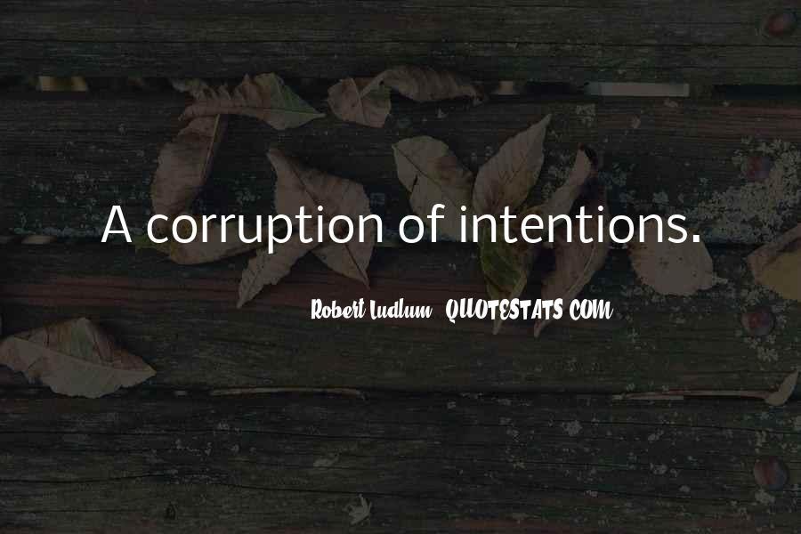 Best Robert Ludlum Quotes #523293