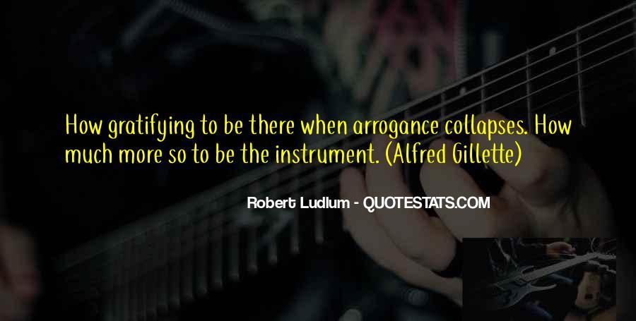 Best Robert Ludlum Quotes #529690