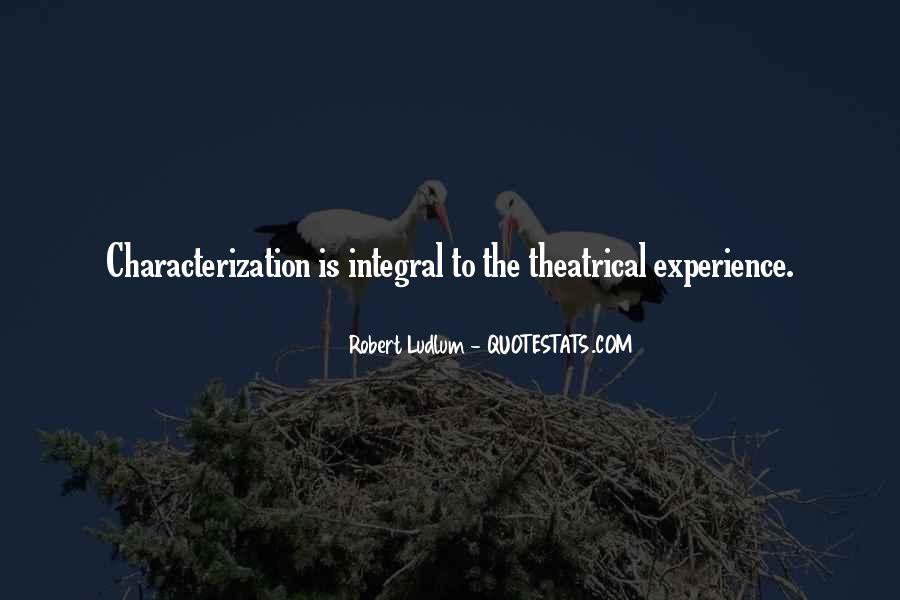 Best Robert Ludlum Quotes #573105