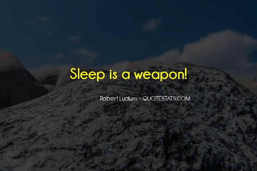 Best Robert Ludlum Quotes #686354
