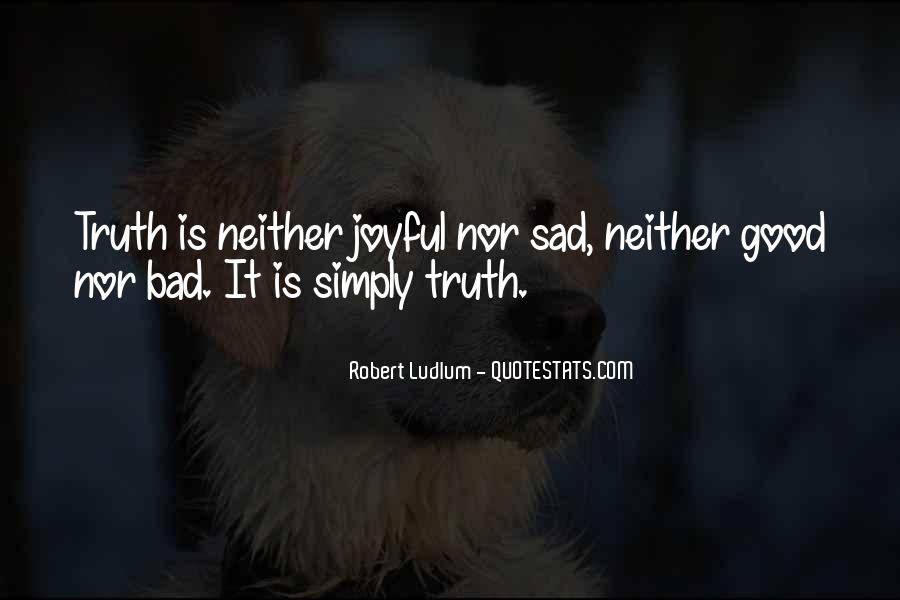Best Robert Ludlum Quotes #735825