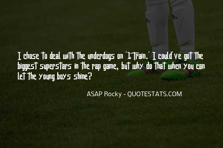 Best Rocky 1 Quotes #2773