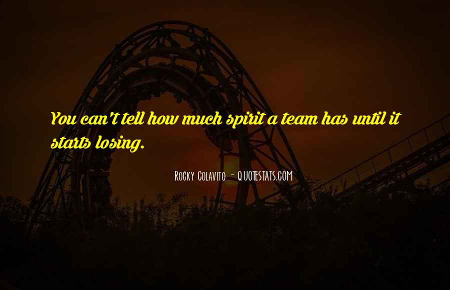 Best Rocky 1 Quotes #34582